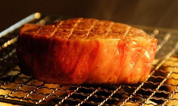牛ヒレステーキの画像