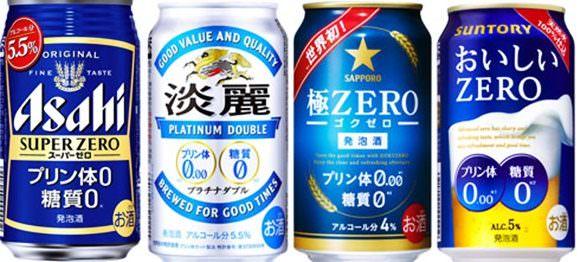 プリン体0のアルコール