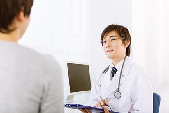 医師の指導を仰ぐ