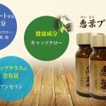 恵葉プレミアムの効果がすごい!1日3粒で手軽に痛風予防!
